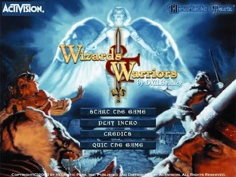 Wizards & Warriors (Part 1 of 12)