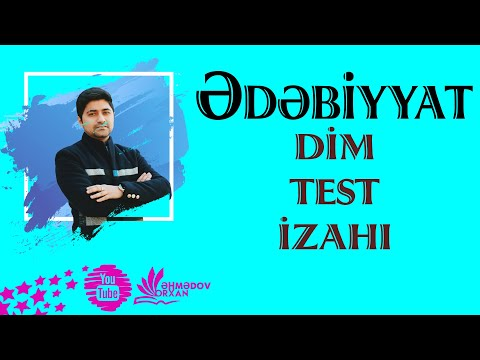 1 ci-sinif/Azərbaycan Dili/Test 4/Sual 1 from YouTube · Duration:  53 seconds