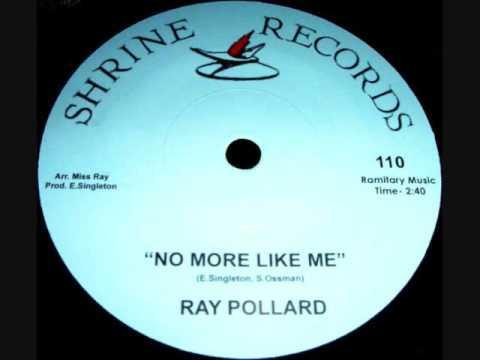 Ray Pollard   -   No More Like Me