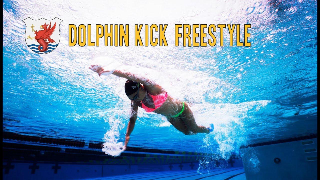 Swimisodes - Dolphin Kick Freestyle - Michael Phelps swim ...