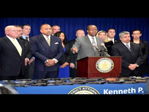 Tribute to Brooklyn District Attorney Ken Thompson