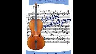 Suite mélodique N°5 pour violoncelle seul