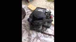 moteur de tondeuse briggs et stratton clasic 3hp