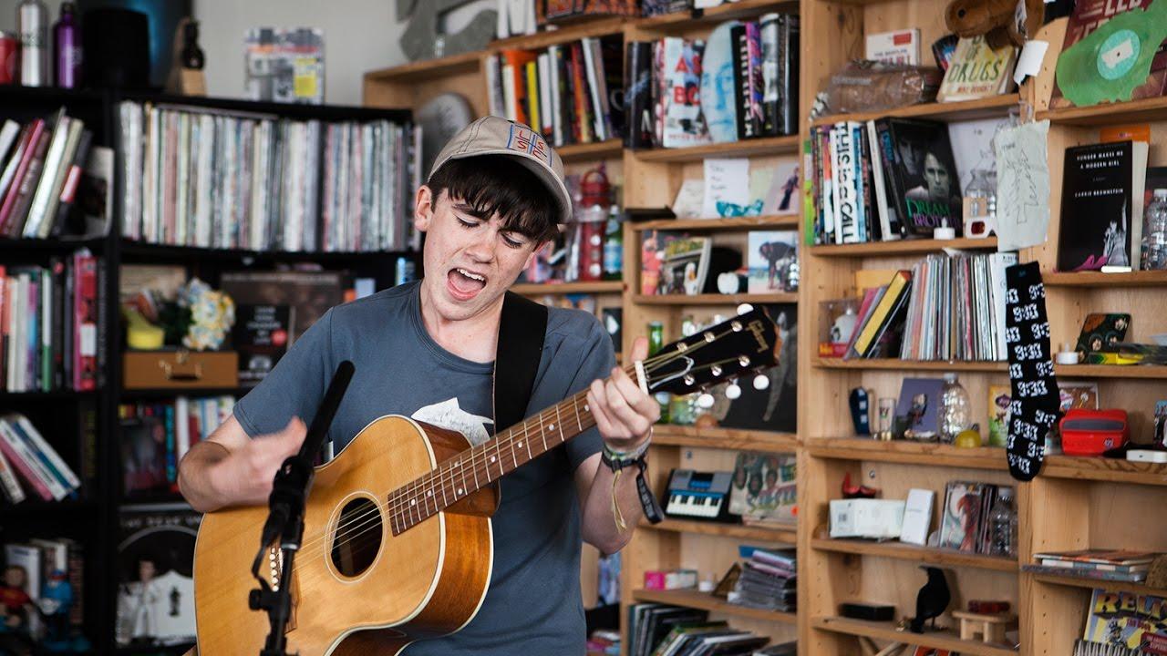 Declan McKenna NPR Music Tiny Desk Concert