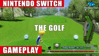 The Golf Nintendo Switch Gameplay