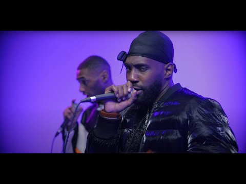 Youtube: Abou Tall – Voie lactée feat Take A Mic (Ghetto Chic Session Live)
