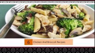 Chicken And Broccoli Recipes