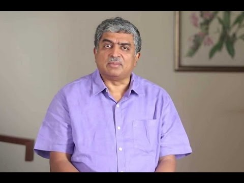 Nandan Nilekani Speaks On Disruption & Its Impact On India's Economy On #MegaBites