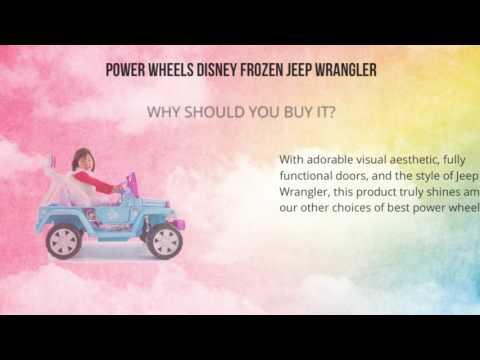 Best Power Wheels