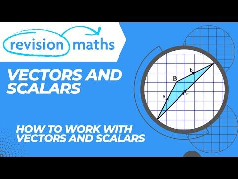 Vectors - Maths GCSE Revision