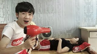 Hưng Vlog - 101 Cách Gọi Con Lợn Vân Ngủ Dậy | Troll Người Yêu