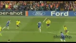 Amazing goal by Michael Essien (The king of Ghana)