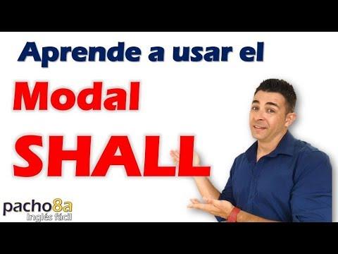 Download Así se usa SHALL en inglés - Definición, Estructura y Ejemplos