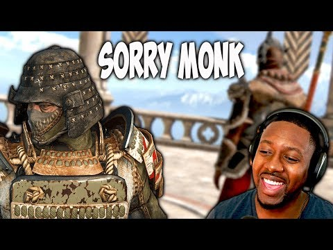 For Honor Orochi - Sorry Shaolin The King Is Here!