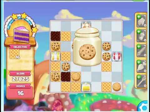 Cookie Jam Level 1268