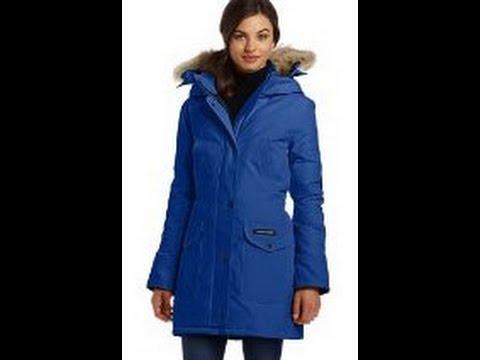 Куртка пуховая женская Kensington - YouTube
