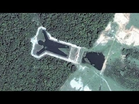 Creepiest Things Caught On Google Maps