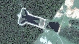 Creepiest Things Caught On Google Maps Free HD Video