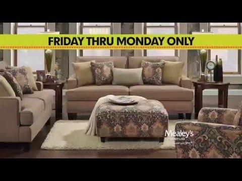 Mealeys Furniture   4 Big Days...4 Big Deals