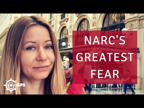 The Narcissist's Greatest Fear