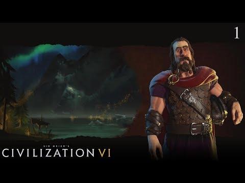 Civilization VI - Let's Play as Norway #1 (Deity)