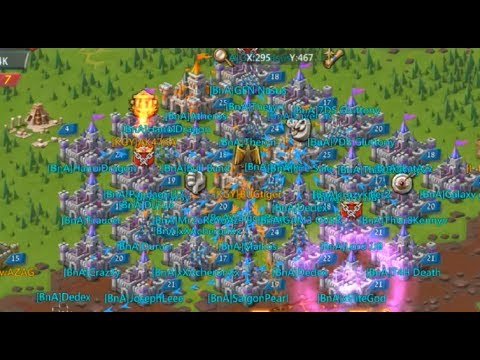 Lords Mobile Strongest Guild In K137 Gets Zeroed (at Day 12)