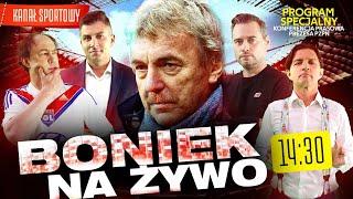 BONIEK OGŁASZA: PAULO SOUSA NOWYM TRENEREM POLAKÓW! + STUDIO: BOREK, STANOWSKI, POL I SMOKOWSKI