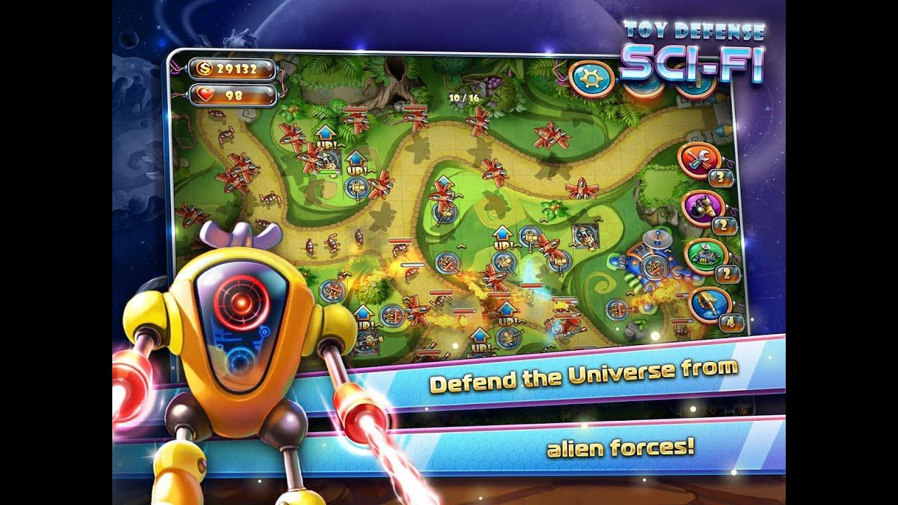 Toy Defense 4