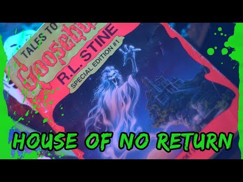 01 - House of no Return  |  Tales to Give you Goosebumps - Goosebumps Audiobook Reading
