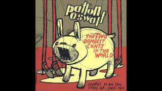 patton oswalt the two dumbest c nts in the world