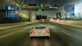 BLUR Multiplayer online XBOX Live 14
