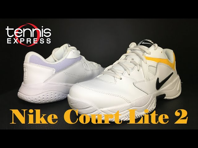 Nike Court Lite 2 Tennis Shoe Preview