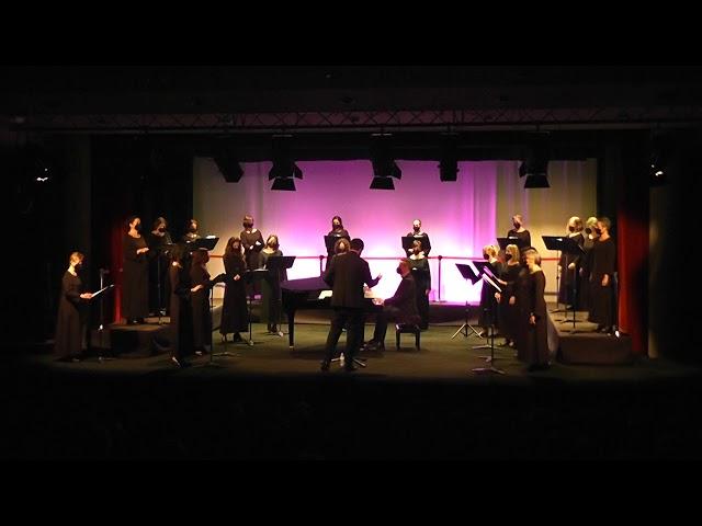Coro de Mujeres de la Generalitat.