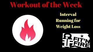 Interval Running for Weight Loss