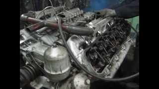 Start Up Russian Diesel YAMZ-238 (ЗАПУСК РОССИЙСКОГО ДИЗЕЛЯ-ЛЕГЕНДЫ ЯМЗ-238!!!!)(, 2012-02-24T15:12:55.000Z)