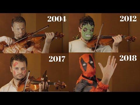 Evolution Of Marvel Music | 2002-2018 (Stan Lee Tribute)