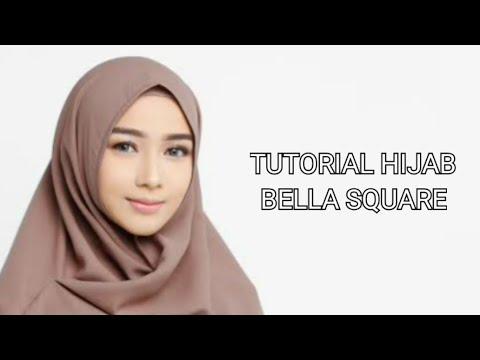 Jual Jilbab Segiempat Bella Square Daily Hijab Hycon Poly Cotton Kota Bekasi Exotics Store Tokopedia