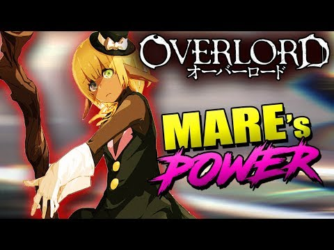 How Strong Are Mare & Aura? | OVERLORD Mare True Power & OP Magic Explained