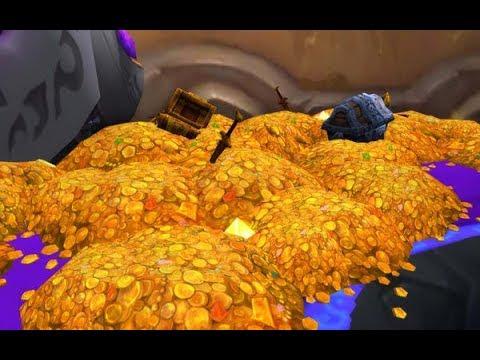 Gold Farming ~ Transmog ~ Old World Dungeon Farm & Raw Gold