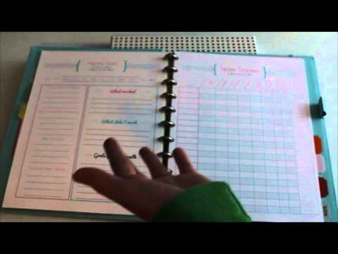 Direct Sales Planner 2015 - Printable Planner - YouTube