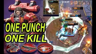 ONE PUNCH ONE KILL ARDAN!!!NEW JUNGLE META |Vainglory 5v5 UPDATE 3.8 | TENSION BOW IS SOOOO BROKEN!
