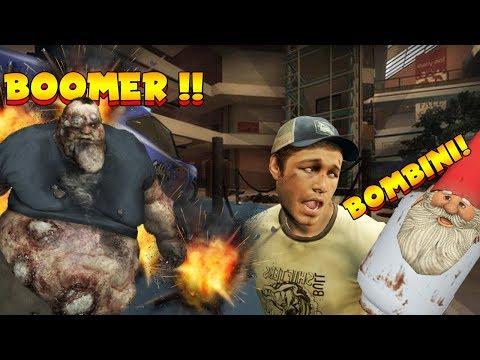 NO sin mi BOMBINI vs Boomers EXPLOSIVOS