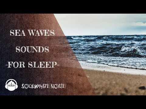 Gentle Sea Waves Sounds For A Deep & Blissful Sleep | In search of ZEN