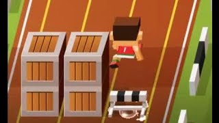 Hurdle Rush Game Walkthrough