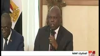 غرفة الأخبار   منى عمر تشرح أهمية وثيقة إعلان القاهرة لتوحيد الحركة الشعبية لتحرير السودان