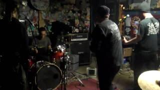CLUSTERFUX  - Poseur Disposer, 12/18/10 practice session