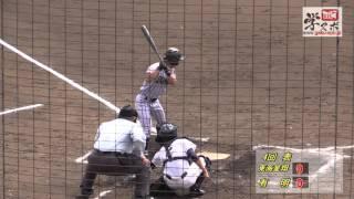 第138回九州地区高校野球熊本 東海星翔vs有明