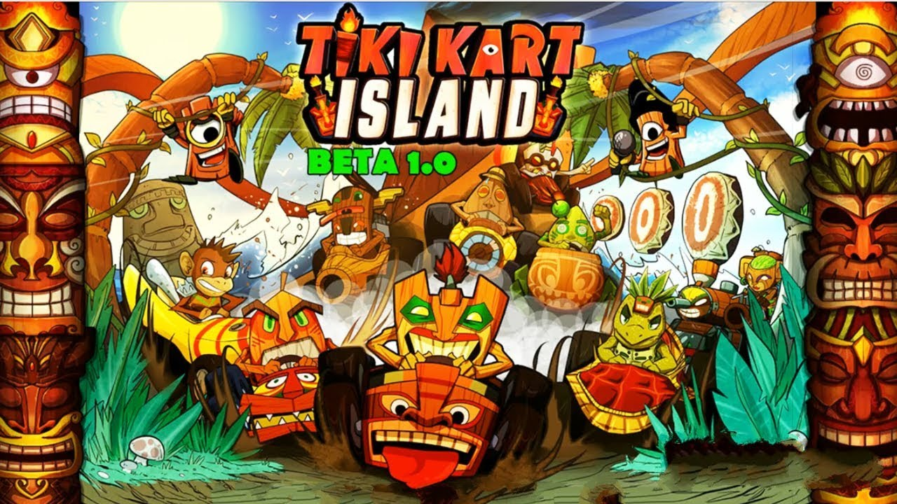 island kart Tiki Kart Island Online Battle Android Gameplay (Beta Test)   YouTube island kart