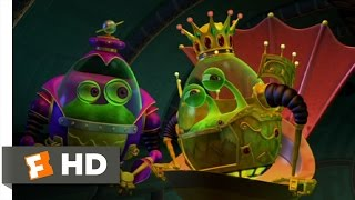 Jimmy Neutron: Boy Genius (2/10) Movie CLIP - Greetings from Planet Earth! (2001) HD