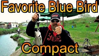 Обзор и впечатления от спиннинга Favorite Blue Bird Compact BBC 634...